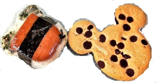 ミッキーの形2