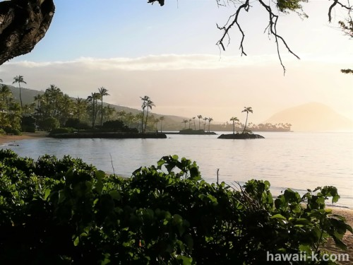 カハラの人工島