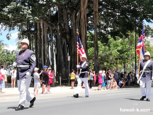 アメリカとハワイ