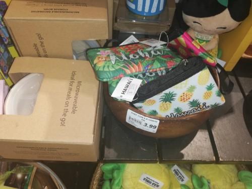 ココ・コーブの土産物